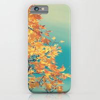 iPhone & iPod Case featuring It's a Leaf Thing 1 by Leah M. Gunther Photography & Design