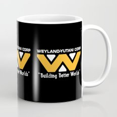 Weyland-Yutani Corporation Mug
