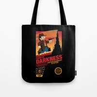 Tower of Darkness Tote Bag