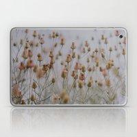 Under The Flowers Laptop & iPad Skin