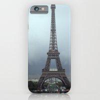 eiffel iPhone & iPod Cases featuring Eiffel by JBuck