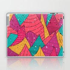 Peak Pattern Laptop & iPad Skin