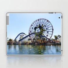 Paradise Pier - Mickey Ferris Wheel (Daytime no.2) Laptop & iPad Skin