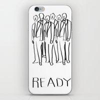 Beautiful Illustration iPhone & iPod Skin