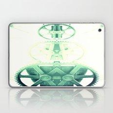 Oil the wheels Laptop & iPad Skin