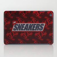 I Heart Sneakers - Dunk … iPad Case