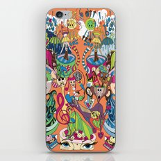 These Sounds Fall into My Mind iPhone & iPod Skin