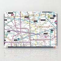 Love Map iPad Case