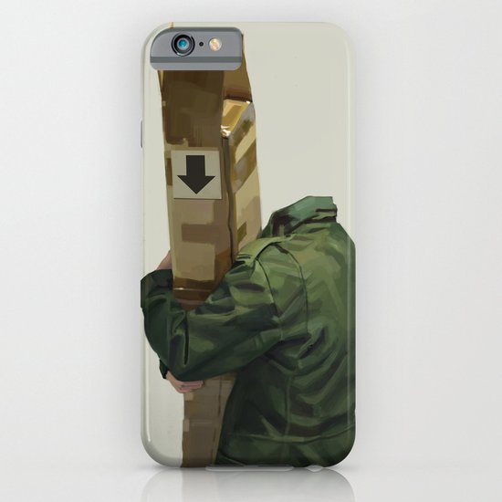 you're holding it wrong iPhone & iPod Case