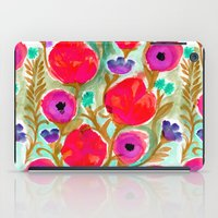 Fiona Flower iPad Case