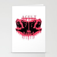 In Dog We Trust Stationery Cards