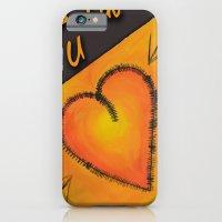 Luv U iPhone 6 Slim Case