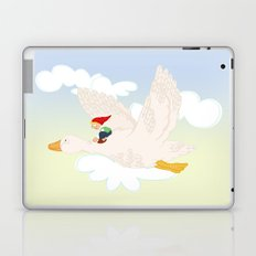 The Wonderful Adventures of Nils  Laptop & iPad Skin