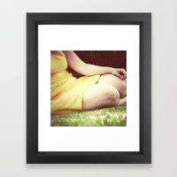 Queen Of Cups Framed Art Print