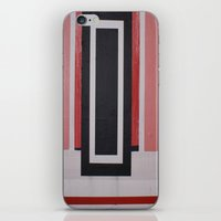 THE SHIVER DOOR iPhone & iPod Skin
