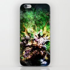 Yggdrasill iPhone & iPod Skin