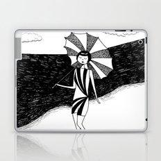 Beach beauty Laptop & iPad Skin