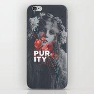Purity iPhone & iPod Skin