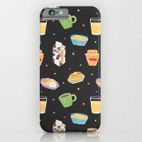 iPhone & iPod Case featuring Yummy Breakfast by haidishabrina