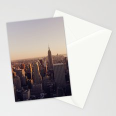 another Empire State Building shot | colored Stationery Cards