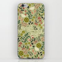 Bright & Joyful iPhone & iPod Skin