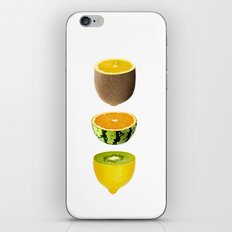 Mixed Fruits iPhone & iPod Skin