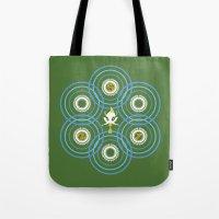 #251 Celebi ~ TIME Tote Bag