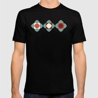 Intersection Mens Fitted Tee Black SMALL