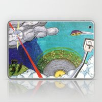 Music On The Horizon By … Laptop & iPad Skin