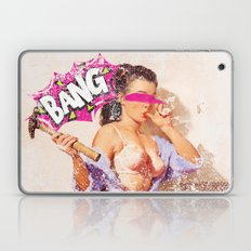 The Distracted Housewife Laptop & iPad Skin