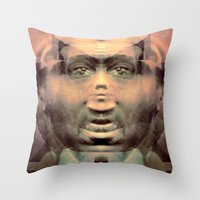 Cosby #19 Throw Pillow