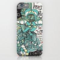 iPhone & iPod Case featuring Phoenix by monasita