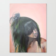 Hair Identity Canvas Print
