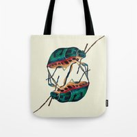 insects:love 01 Tote Bag