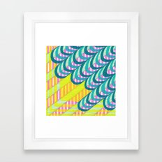 The Future : Day 16 Framed Art Print