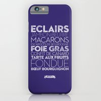 iPhone & iPod Case featuring Paris — Delicious City Prints by Roni Lagin & Co.