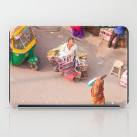 India New Delhi Paharganj 5556 iPad Case