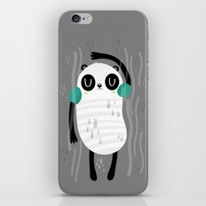 Contra corriente iPhone & iPod Skin