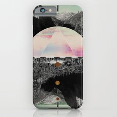 Candy Floss Skies iPhone 6 Slim Case