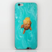 Sea Turtle iPhone & iPod Skin