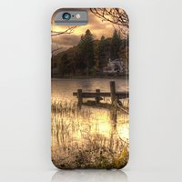 iPhone & iPod Case featuring Golden Loch Ard by Paul & Fe Photography