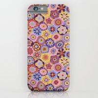 Millefiori-Sunset colorway iPhone 6 Slim Case