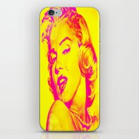 Color Beauty iPhone & iPod Skin