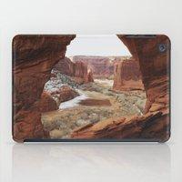 Window Rock iPad Case