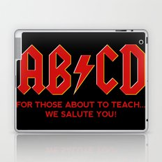 teachers, WE LOVE YOU! Laptop & iPad Skin