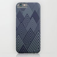 Indigo Forest iPhone 6 Slim Case