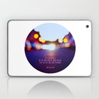 Live your dreams Laptop & iPad Skin