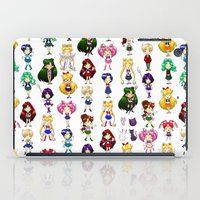 Fighting Evil by MOONLIGHT iPad Case