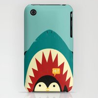 iPhone 3Gs & iPhone 3G Cases featuring Hi! by Jay Fleck