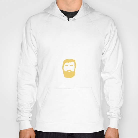 The Beard Hoody